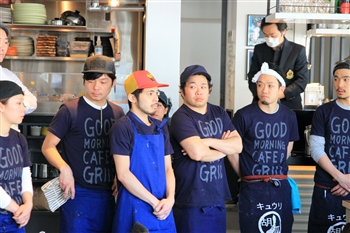 GOOD MORNING CAFE & GRILL キュウリ