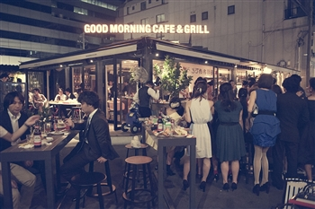 GOOD MORNING CAFE & GRILL 虎ノ門