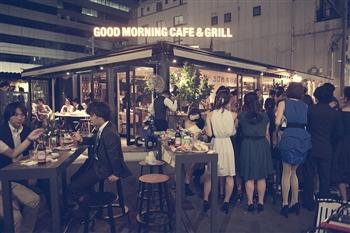 GOOD MORNING CAFE & GRILL 虎ノ門(グッドモーニングカフェ&グリル)【公式】