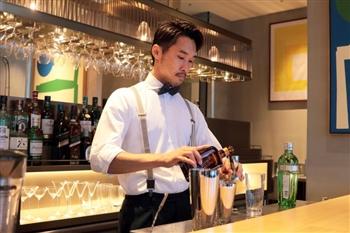カルチャーの発信地渋谷でラグジュアリーなヨーロッパレストラン内のBAR☆バーテンダー アルバイト