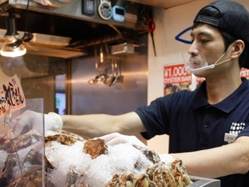 Oyster Bar ジャックポット新宿